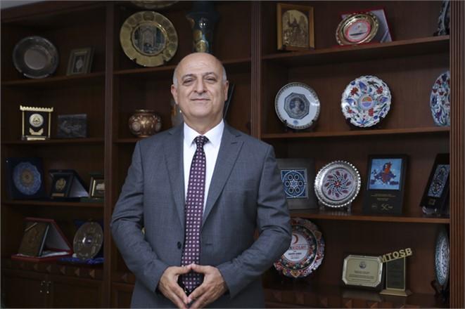 """MTSO Yönetim Kurulu Başkanı Kızıltan, """"Ekonomide Yeni Bir Marmara'yı Kim İstemez?"""""""