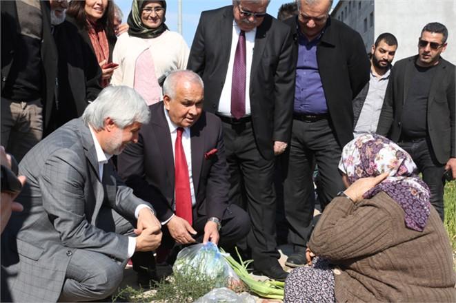 """Erdemli Belediye Başkanı Mükerrem Tollu """"Kol Kırılır Yen İçinde Kalır"""""""