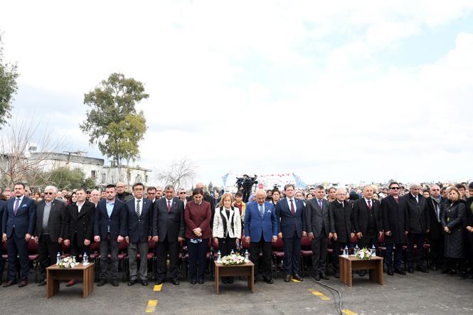 Başkan Kocamaz, Tarsus'ta Yapımı Tamamlanan Sefa Köprüsü'nün Açılışını Gerçekleştirdi