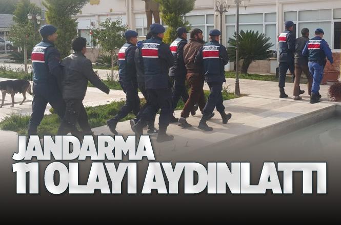 Mersin'de Muz Seralarındaki Elektrik Kabloları, Demir Su Vana ve Naylonları Çalanlar Yakalandı