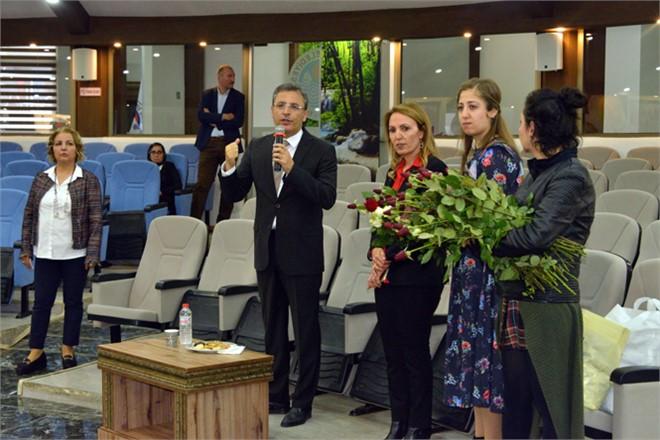 Akdeniz Belediyesi'nin Kadın Çalışanları 8 Mart'ta İzinli