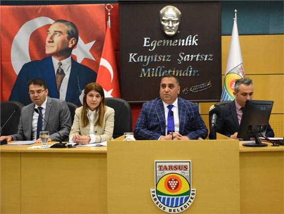 Tarsus Belediye Meclisi 2014-2o19 Döneminin Son Meclis Toplantısını Gerçekleştirdi