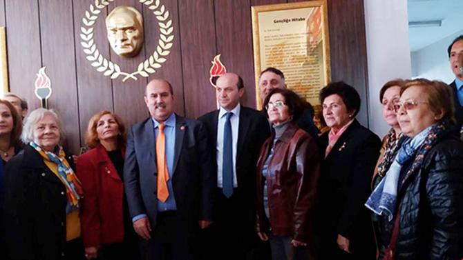 TSK Güçlendirme Vakfı, 'Atatürk Köşesi' Yaptırdı