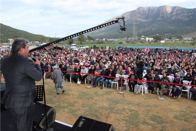 Mersin Silikfe'de 4. Çağla Festivali ve Kültür Şenlikleri Gerçekleştirildi