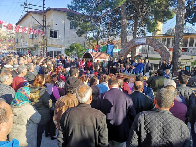 """Tarsus Belediye Başkanı ve Cumhur İttifakı Adayı Başkan Can, """"Kardeşliğin Ve Huzurun Adresiyiz"""""""