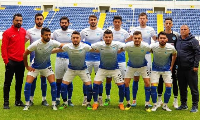 2018/19 Sezonu Süper Amatör Lig Şampiyonu Mersin Büyükşehir Belediyesi MESKİSpor Bal Liginde