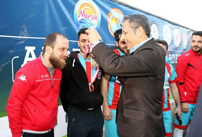 Barış ve Kardeşlik Ligi, Adına Yakışır Bir Final Maçıyla Sona Erdi