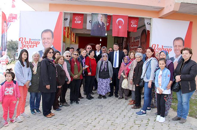 Mersin Silifke Belediye Başkanı Turgut, 'Hep Birlikte Yeniden Kazanacağız'