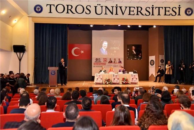 Mersin Kent Zirvesi Gerçekleşti, Mersin Büyükşehir Adayları Toros Üniversitesi'nde Bir Araya Geldi