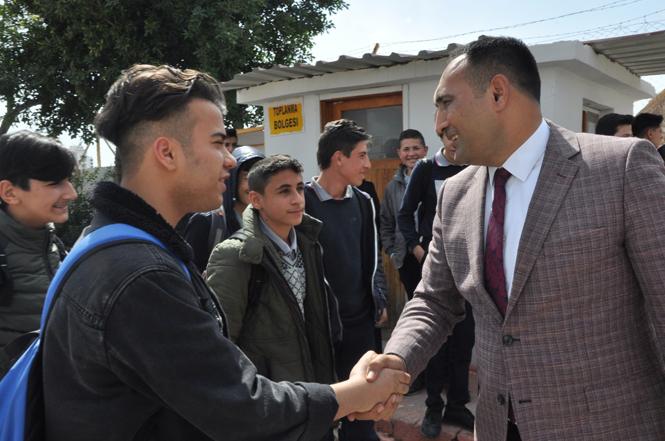 Başkan Adayı Atsız Afşın Yılmaz, Genç Başkan'dan, Gençlere Teknotoroslar Sözü