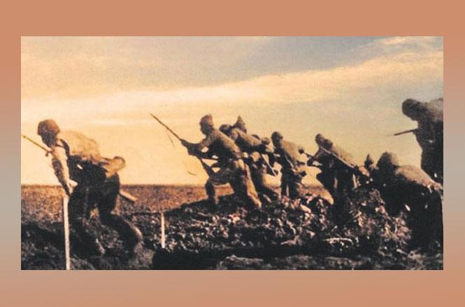 Mersin'de 18 Mart Çanakkale Deniz Zaferi ve Şehitler Günü 104.Yıl Anma Programı