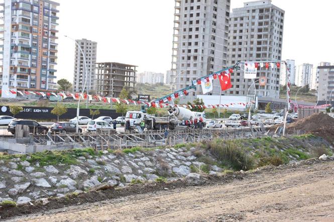 Tarsus Modern Bir Balık Pazarına Kavuşuyor