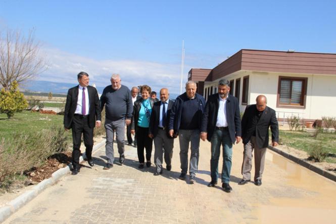 Silifke Belediye Başkanı Turgut'tan, MEDMAR Personeline Ziyaret