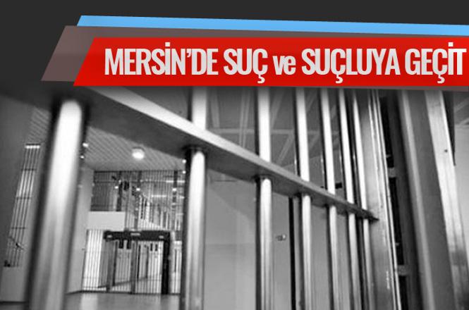 Mersin Polisinin Yasadışı İle Mücadelesi Aralıksız Devam Ediyor, Mersin'de Suç ve Suçluya Geçit Yok!