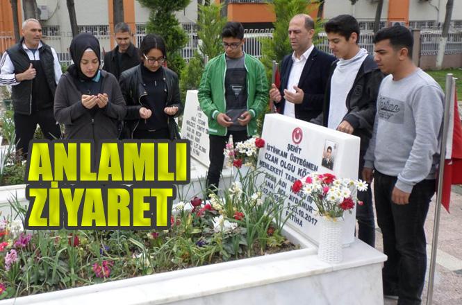 Çanakkale Zaferinin 104. Yıl Dönümünde, Tarsus Atatürk Mesleki ve Teknik Anadolu Listesinde Etkinlikler