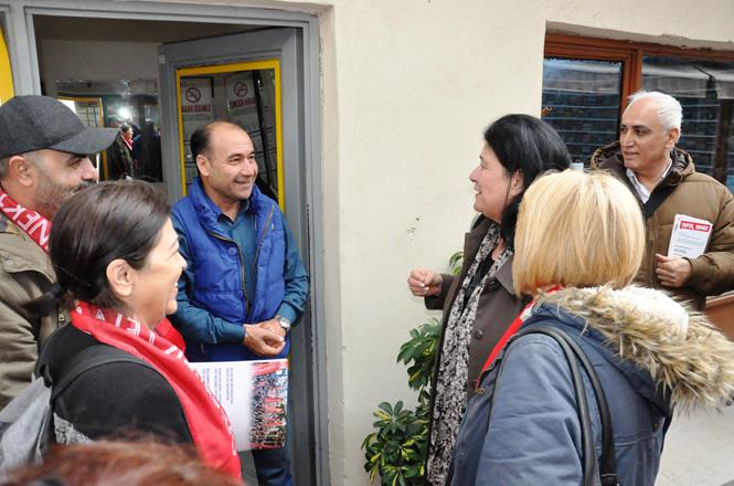 Vatan Partisi Silifke Adayı Filiz Ercan: Tokalaşmadık El Bırakmayacağız