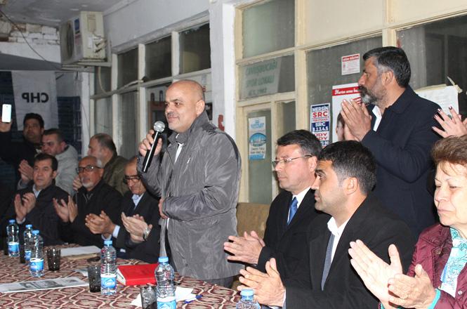 CHP Silifke İlçe Başkanı Sungur, ''Silifke'de Chp Oyları Hızla Yükselişte''