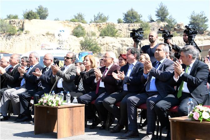Mersin'de Dev Bir Tesis Daha Hizmette, Kaşlı Geçici Hayvan Bakımevi'nin Açılışı Yapıldı