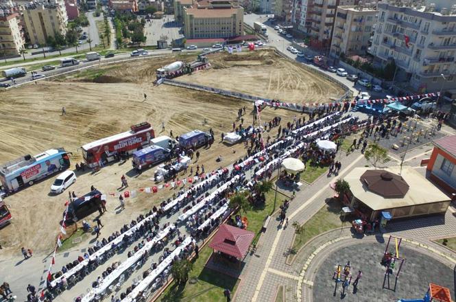 Ergenekon Mahallesi Camii Temeli Törenle Atıldı
