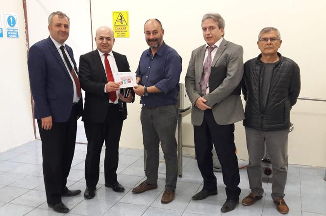 """Tarsus TSO Heyetinden """"Burası Türkiye, Burada İş Var"""" Sloganıyla Üyelere Teşvikleri Anlatıyor"""
