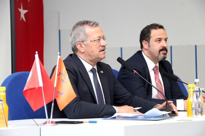 MTOSB Sanayici Bilgilendirme Toplantısı Gerçekleştirildi