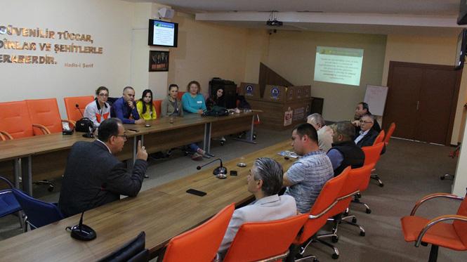 Tarsus Borsa Personeline Takım Çalışması Eğitimi; Havuç ve Sopa