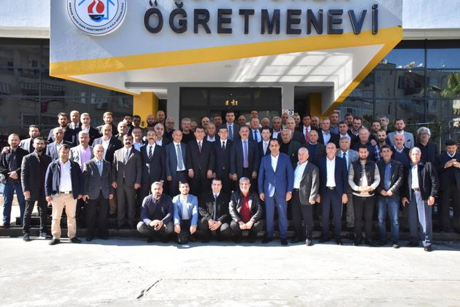"Cumhur İttifakı Mersin Adayı Başkan Tuna; ""Biz Bu Milletin Ta Kendisiyiz"""