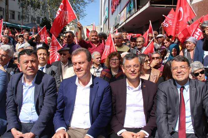 Silifke'de CHP'nin Yeni Binası Coşkulu Bir Törenle Açıldı