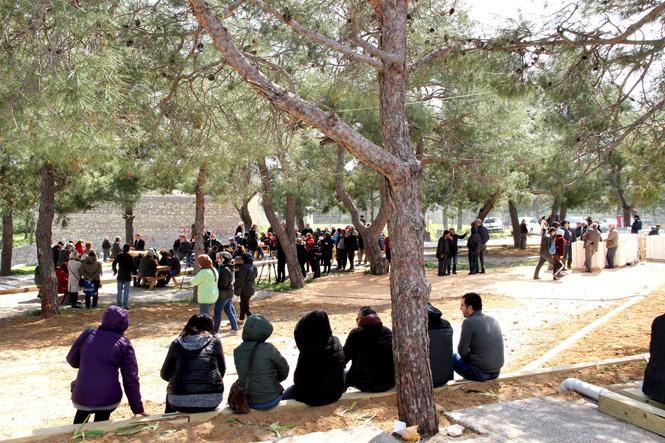 Silifke Belediye Başkanı Dr. Turgut, Çamlık Mesire Alanını Vatandaşlarla Piknik Yaparak Açtı