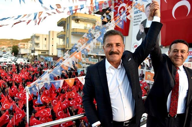Başkan Tuna'ya, 2'nci Bölgeden Büyük Destek