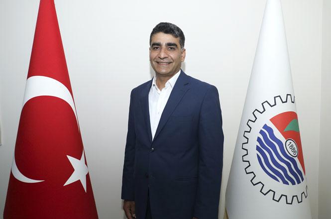 """Mersin Meslek Komite Başkanı Akdoğan, """"Enerji Sektörü, Sorun Yaşanmadan Önlem Alınmasını İstiyor"""""""