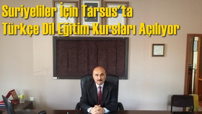 Suriyeliler İçin Türkçe Dil Eğitim Kursları Açılıyor
