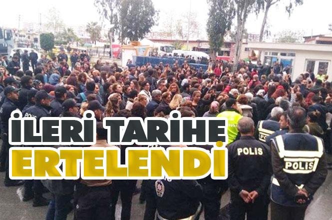 Mersin Tarsus'ta Görülen 12 Yaşındaki Kız Çocuğunun Taciz Dava Duruşması, İleri Tarihe Ertelendi