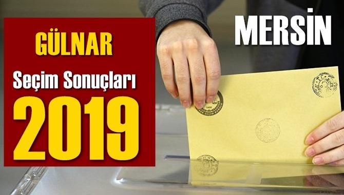 Mersin Gülnar Seçim Sonuçları 2019, Gülnar hangi parti kazandı? Sandık sonuçları? Oy Oranları?
