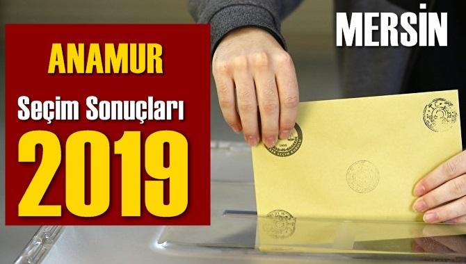 Mersin Anamur Seçim Sonuçları 2019, Anamur hangi parti kazandı? Sandık sonuçları? Oy Oranları?