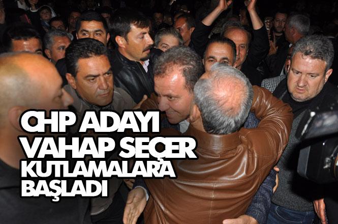 CHP Mersin Büyükşehir Adayı Vahap Seçer Seçim Zaferini İlan Etti