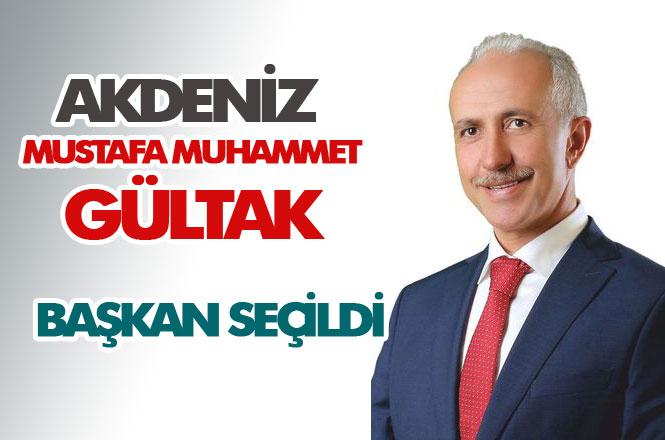 AK Parti Akdeniz Belediye Başkan Adayı Mustafa Muhammet Gültak Kazandı
