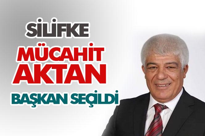 MHP Silifke Belediye Başkan Adayı Mücahit Aktan Kazandı