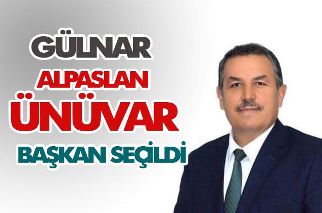 MHP Gülnar Belediye Başkan Adayı Alpaslan Ünüvar Kazandı