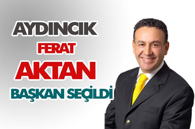 AK Parti Aydıncık Belediye Başkan Adayı Ferat Aktan Kazandı