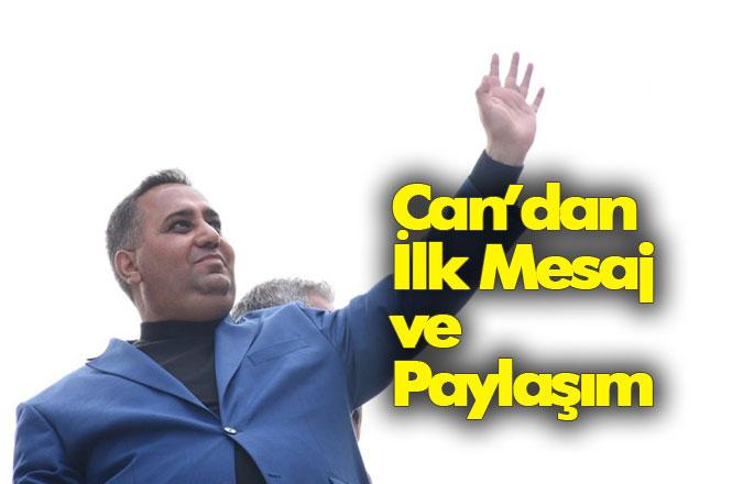 Seçimin Ardından, MHP Başkan Adayı Şevket Can'dan İlk Mesaj ve Paylaşım