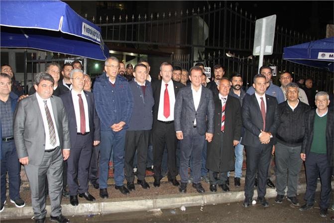 Yenişehir'in Kazanan CHP'li Başkan Adayı Abdullah Özyiğit, ''Asıl İşimiz Şimdi Başlıyor''