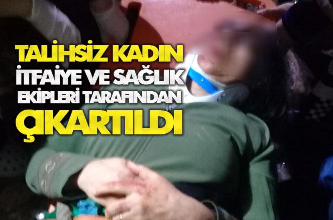 Mersin Tarsus'ta Yedi Uyurlar Mağarasında Bir Kişi Daha Çukura Düştü