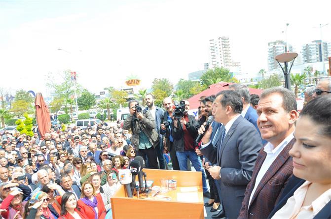 CHP'li Seçer, ''İtiraz Ediyorlar, Sandıklar Açılıyor, Bizim Oyumuz Artıyor''