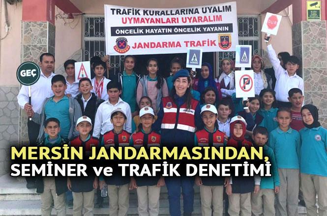 Bir Yandan Eğitim verildi Diğer Yandan 18 Bin 132 Araç Kontrol Edildi, 112 Araç Trafikten Men Edildi