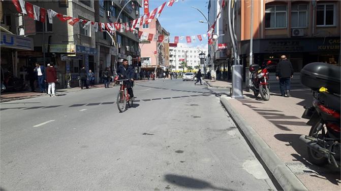 Ana Cadde Üzerinde Araçlara 15 Dakika İzin, Uymayanların Araçları Çekilecek