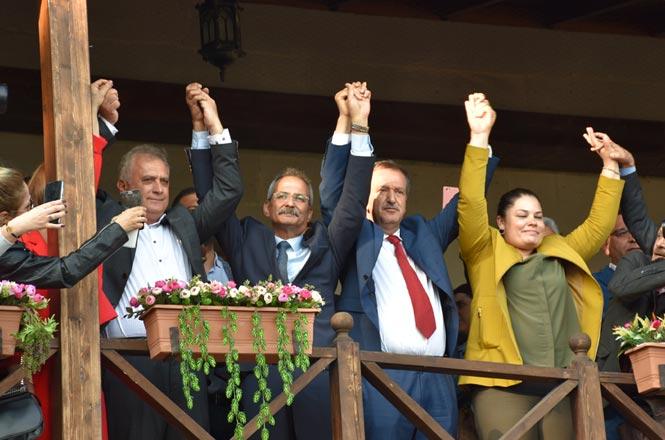 """Tarsus Belediye Başkanı Dr. Haluk Bozdoğan; """"Bu Kenti Olması Gereken Yere Getireceğiz"""""""