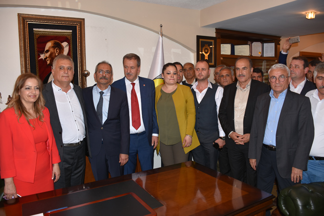 """Tarsus Belediye Başkanı Haluk Dr. Bozdoğan; """"Bu Kenti Olması Gereken Yere Getireceğiz"""""""