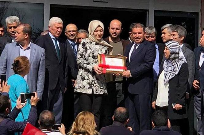Gülnar Belediye Başkanı Alpaslan Ünüvar Mazbatasını Aldı