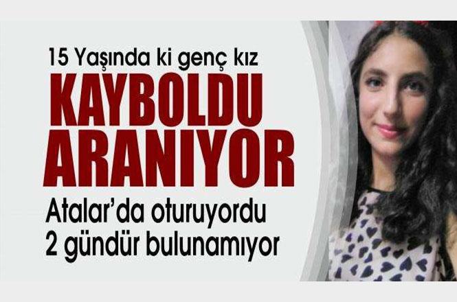Mersin Tarsus'ta Sıla Nur Boz İsimli Çocuktan Haber Alınamıyor